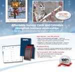 holiday cards and calendars