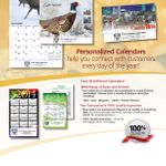 holiday personalized calendars